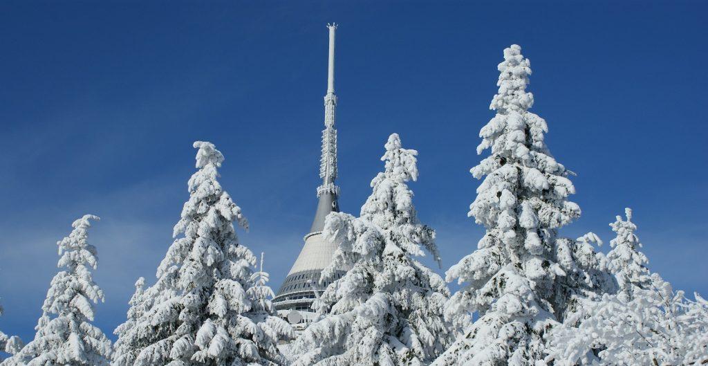 Liberec na narty w Czechach